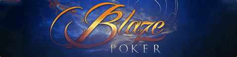 Blaze Poker sur Win2Day.be