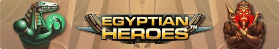 Egyptian Heroes Videoslot