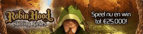 Robin Hood sur Win2Day.be