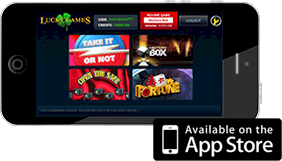 Lucky Games App Iphone Android