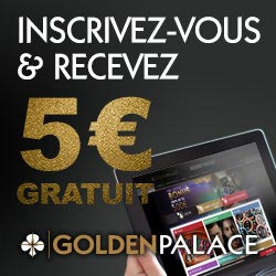 Golden Palace Bonus